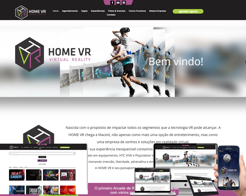 SITE HOME VR
