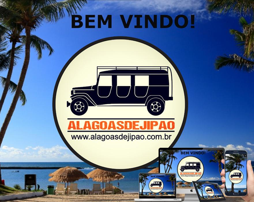 SITE DA EMPRESA ALAGOAS DE JIPÃO